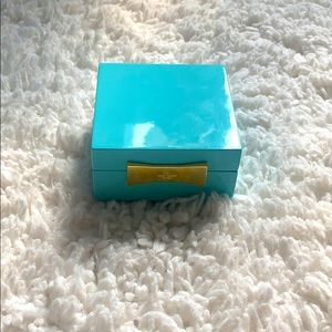 Kate Spade Garden Street Turquoise Jewelry Box